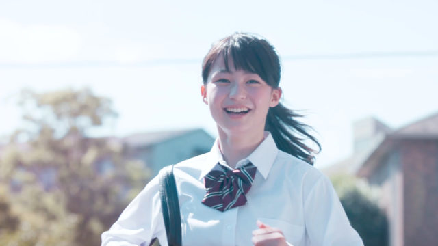 カラオケまねきねこ「三浦理奈 ZEROカラ 走る高校生」篇